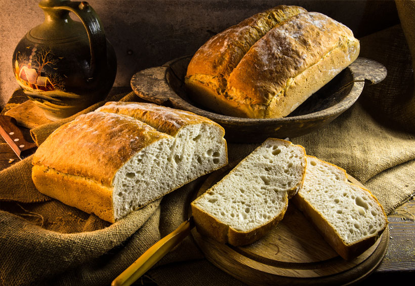 Domaci dravski dupli kruh Dergez