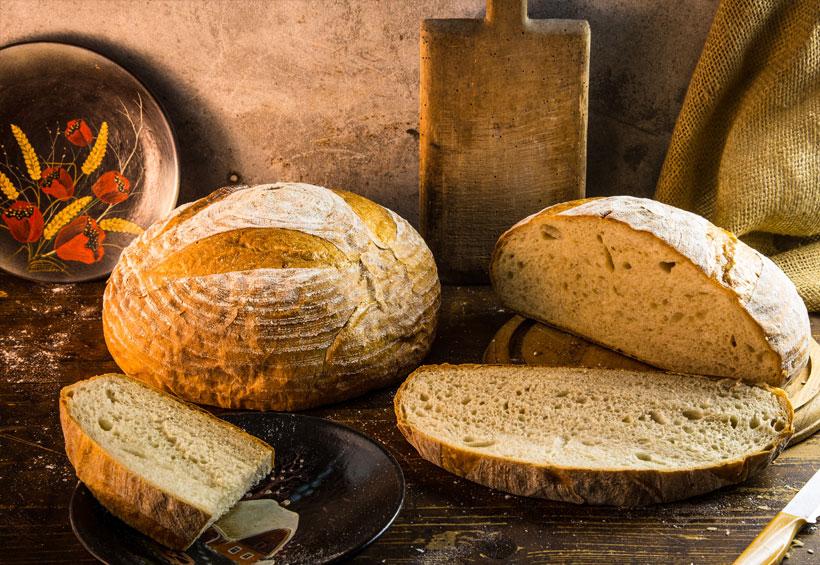 Dravski pšenični kruh Dergez