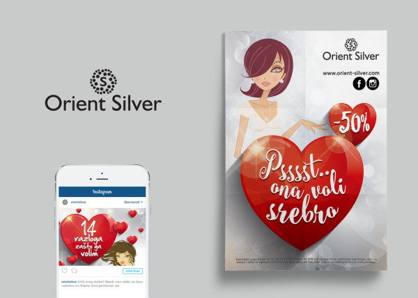 Orient Silver