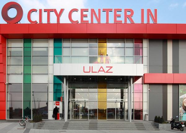 City Center IN Orašje